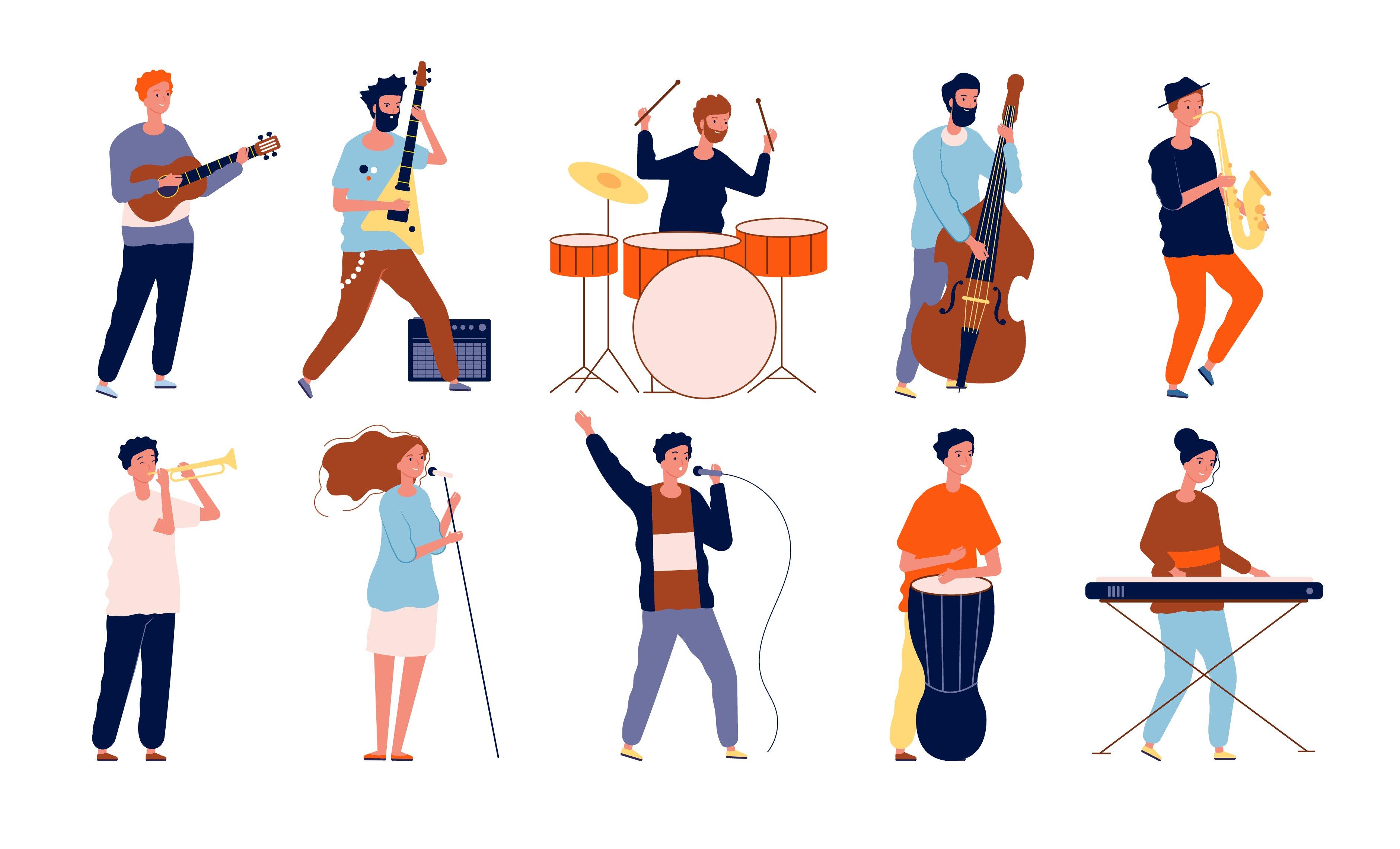 J'aime la musique  