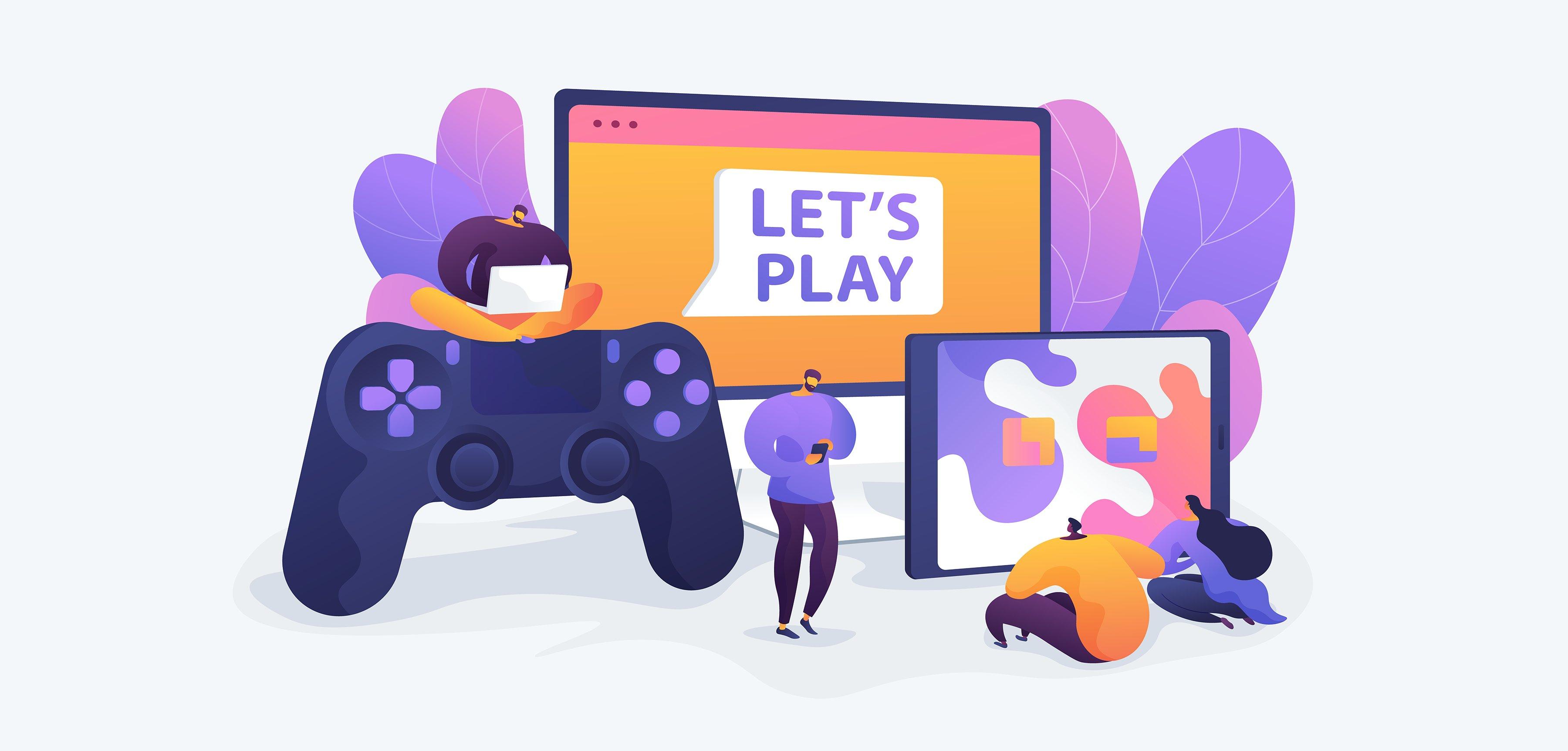 J'aime les jeux vidéo, l'informatique  